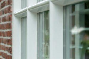 Strakke kitnaden door Glasservice van Vugt